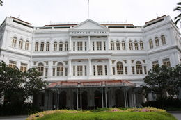 Photo of Singapore See Singapore Attraction Pass Raffles Hotel