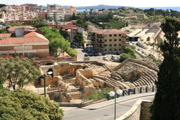 Photo of Barcelona Tarragona and Sitges Small Group Day Trip from Barcelona Ruins in Tarragona