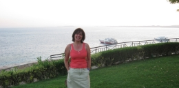SUN, SEA AND GREAT TIME......, Lesley R - September 2010