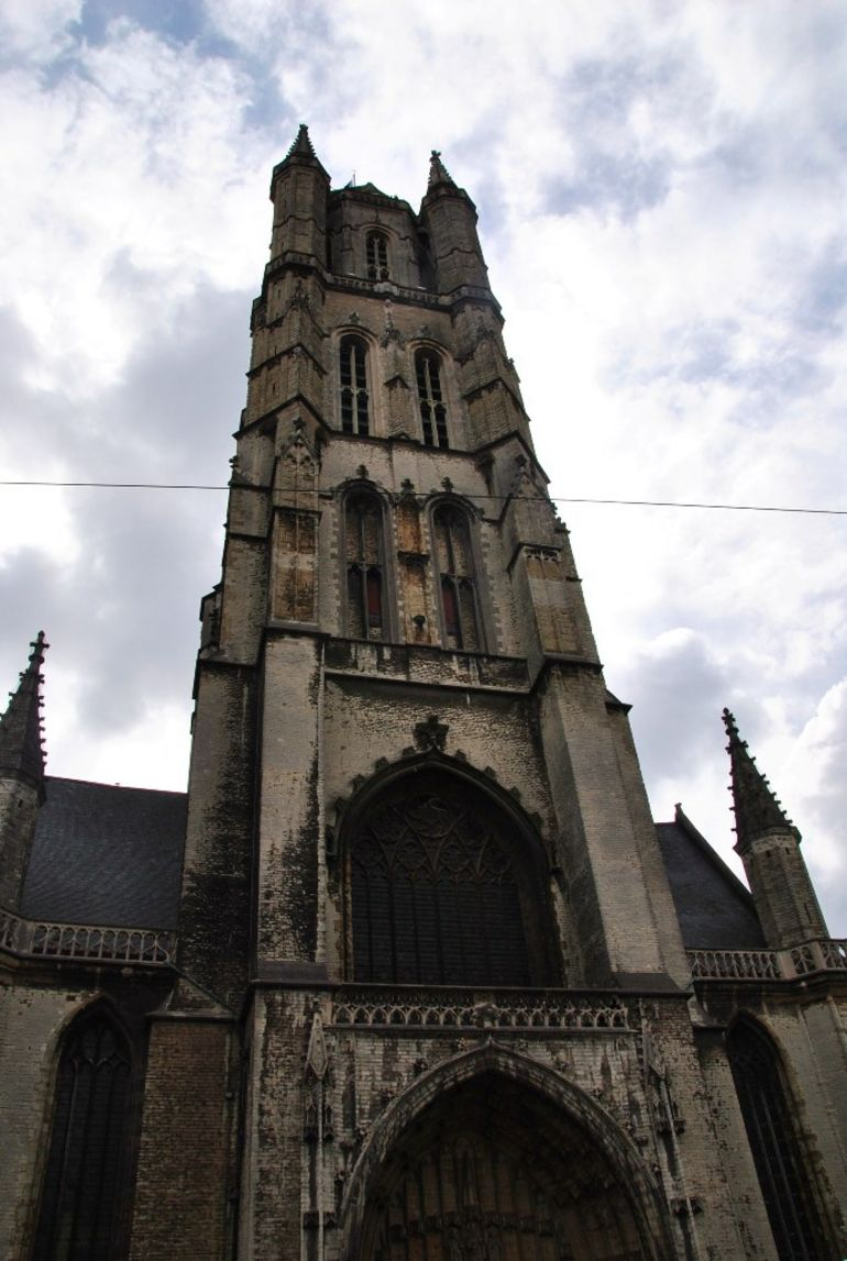 St Bavo's Cathedral - Brussels