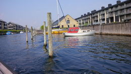 A view of the canals on our boat trip in Copenhagen. , Janice L - May 2013