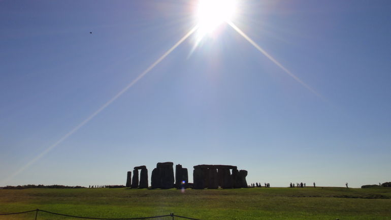 Amazing Stonehenge - London