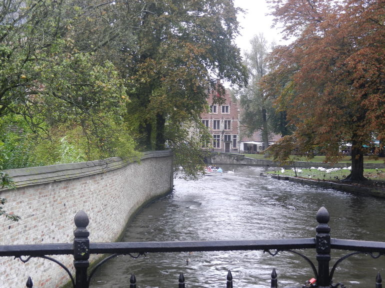 Bruges Express City Tour from Brussels - Brussels