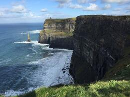 Photo of Dublin Cliffs of Moher Day Trip from Dublin Falaises de Moher