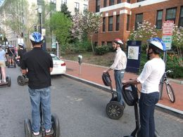 Photo of Washington DC Washington DC Segway Night Tour First meters
