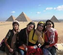 Photo of Cairo Private Tour: Giza Pyramids, Sphinx, Memphis, Sakkara Giza Pyramid, Cairo