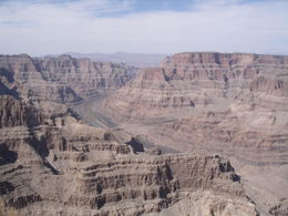 Photo of Las Vegas Grand Canyon and Hoover Dam Day Trip from Las Vegas with Optional Skywalk Guano point