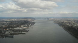 Photo of New York City Manhattan Sky Tour: New York Helicopter Flight Hudson River