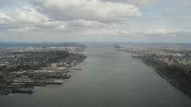 Hudson River - New York City