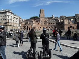 Photo of Rome Rome Segway Tour Loads to see...