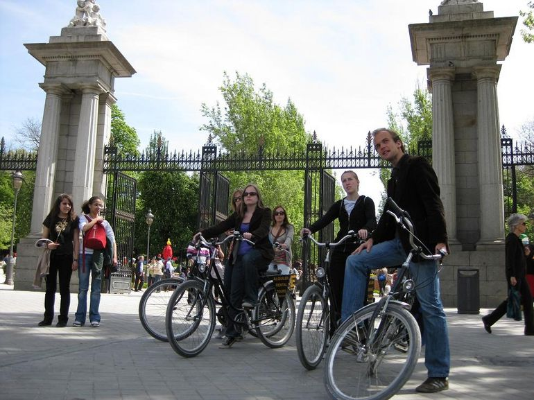 Madrid Bike Tour! - Madrid