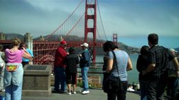 Golden Gate Bridge, B.Chen - August 2011