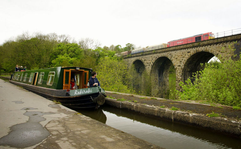 The Narrowboat - Manchester