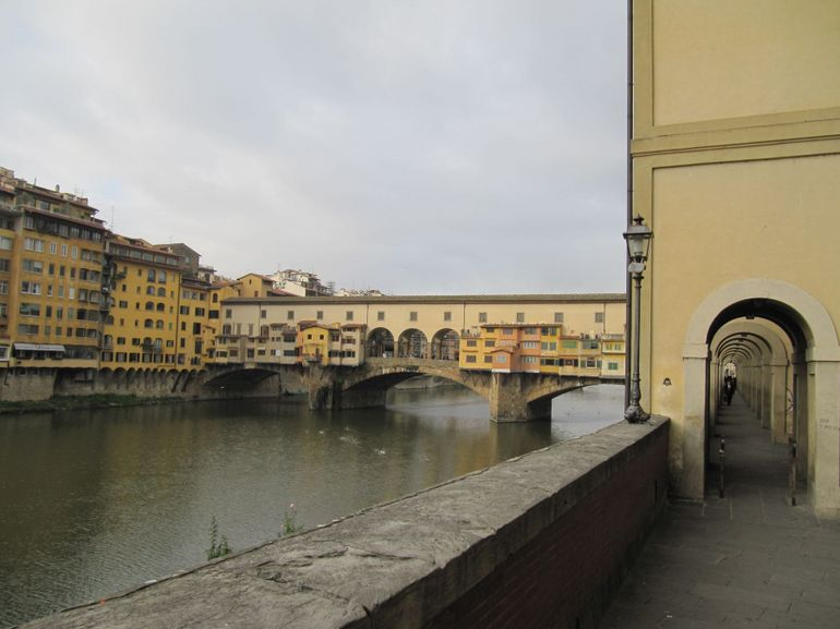 The Old Bridge - Florence