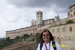 Photo of Rome Assisi and Orvieto Day Trip from Rome Basílica de San Francisco