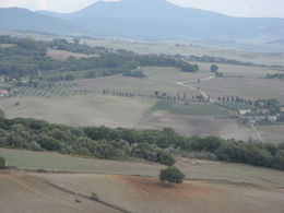 Trying to capture multiple scenes of Tuscany's landscapes... , garlandsofgrace - September 2014
