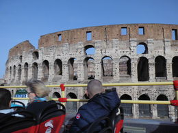 Photo of Rome Rome Hop-On Hop-Off Sightseeing Tour Colessuem