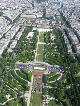 Photo of Paris Skip the Line: Eiffel Tower Tickets and Small-Group Tour French Open 2014