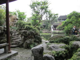 Photo of Shanghai Suzhou and Zhouzhuang Water Village Day Trip from Shanghai Gardens