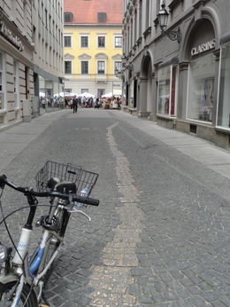Photo of Munich Munich Bike Tour Golden Path