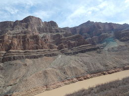 Photo of Las Vegas Grand Canyon West Rim Day Trip by Coach, Helicopter and Boat with Optional Skywalk Grand Canyon