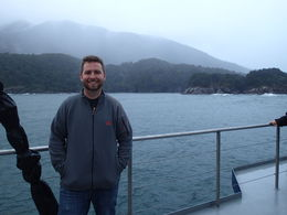 Photo of Fiordland & Milford Sound Milford Sound Mariner Overnight Cruise Great from from our cabin!