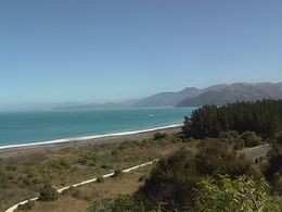 Photo of Christchurch Kaikoura Whale Watch Day Tour from Christchurch kaikoura Bay
