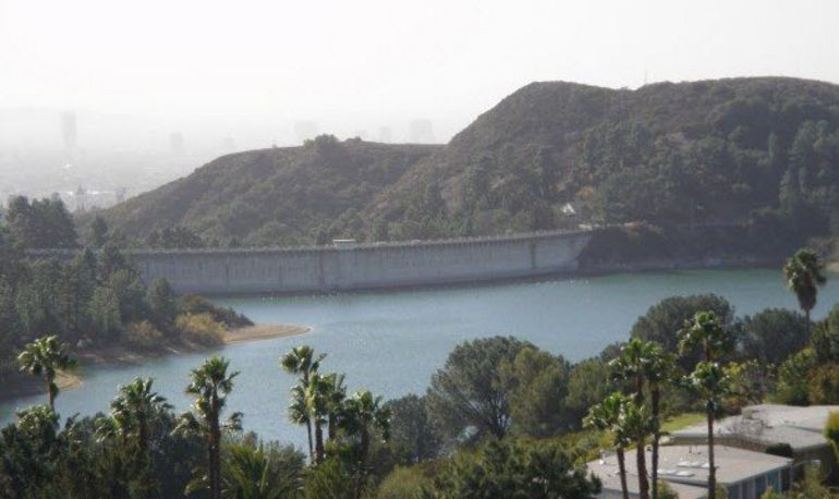 Lake Hollywood, Griffith Park - Los Angeles