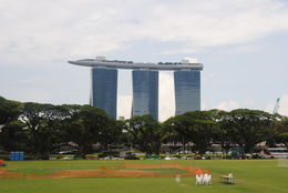 Photo of Singapore City Sightseeing Singapore Hop-On Hop-Off Tour Marina Bay sands