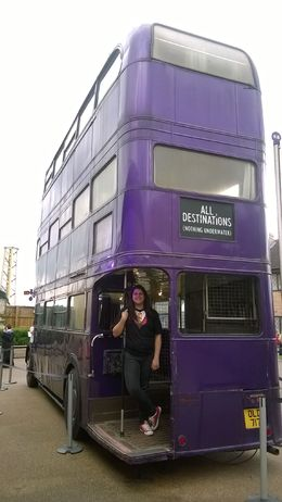 Photo of London Warner Bros. Studio Tour: 'The Making of Harry Potter' with Transport from London O ônibus do filme