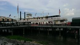 Photo of New Orleans Steamboat Natchez Jazz Dinner Cruise Steamboat
