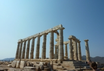 Photo of Athens Cape Sounion and Temple of Poseidon Half-Day Trip from Athens