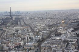 Photo of Paris Montparnasse Tower 56th Floor Observation Deck View From Monparnasse Tower
