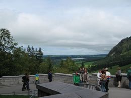 Photo of Munich Neuschwanstein Castle Small Group Day Tour from Munich View from the Castle