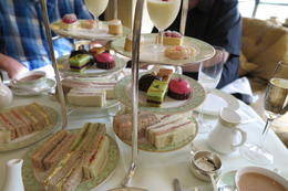 A brilliant High Tea , Lord Sebastian - January 2015
