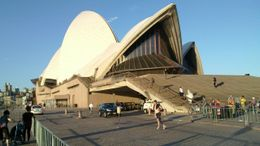 SYDNEY OPERA HOUSE , JERIN M - February 2011