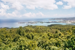 Photo of Montego Bay Jeep Safari Adventure Tour from Montego Bay blue skies, green field