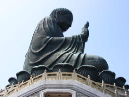 Photo of Hong Kong Lantau Island and Giant Buddha Day Trip from Hong Kong Budda