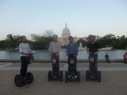 Photo of Washington DC Washington DC Segway Night Tour Capitol