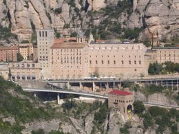 Photo of Barcelona Montserrat and Cava Trail Small Group Day Trip from Barcelona Day6_At Montserrat29