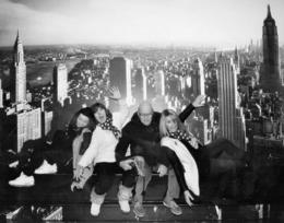 Photo of New York City Top of the Rock Observation Deck, New York Dont Look Down!