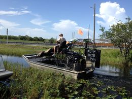 Photo of Miami Miami Combo Tour: City Sightseeing, Biscayne Bay Cruise and Everglades Airboat Ride Everglades