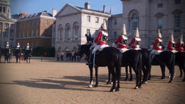 Watching the changing of the guard. - January 2012