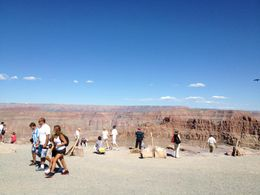 Photo of Las Vegas Grand Canyon West Rim Air and Ground Day Trip from Las Vegas with Optional Skywalk Hiking at Guano Point