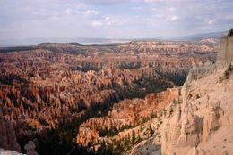 The Hoodoos at Bryce Canyon - August 2012