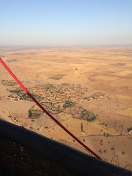 Photo of Marrakech Atlas Mountains Hot Air Balloon Ride from Marrakech with Berber Breakfast and Desert Camel Experience Hot Air Balloon Ride from Marrakech