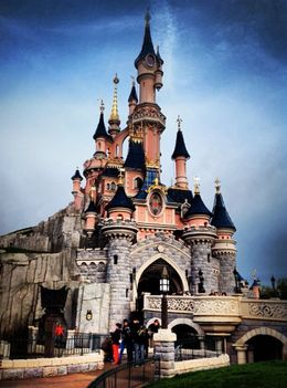 Photo of Paris Disneyland Resort Paris with Transport I know you, I walked with you once upon a dream