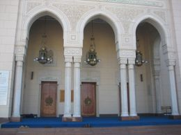 Mosque - March 2008