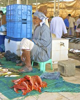 Photo of Muscat Muscat City Sightseeing Tour - A Fascinating Capital Muttrah Fish Market