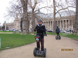 Photo of Paris Paris City Segway Tour Photo Op